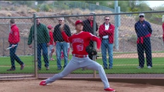 Spring Training Report: Shohei Ohtani shows his stuff