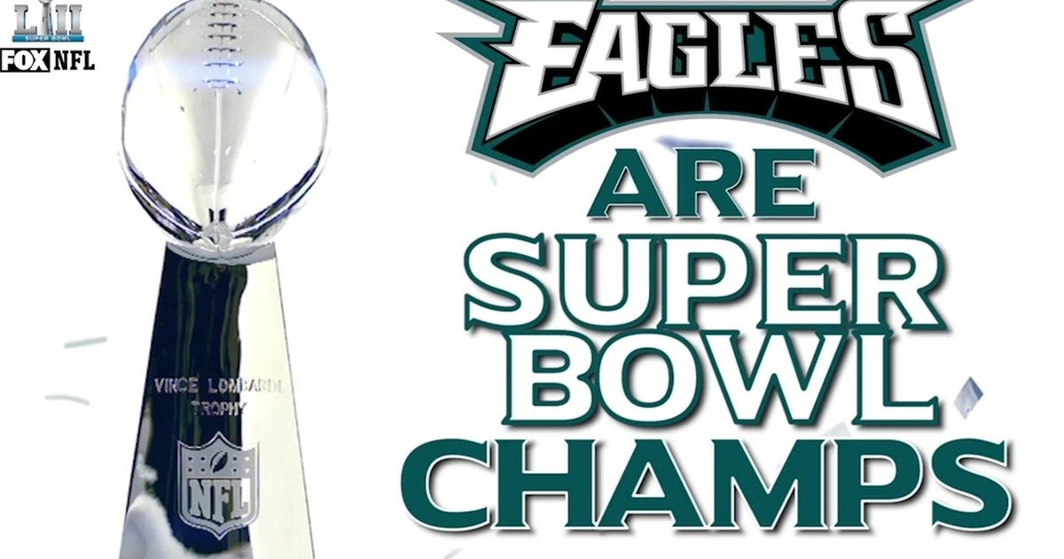 Facts Behind The Eagles First Ever Super Bowl Win Fox