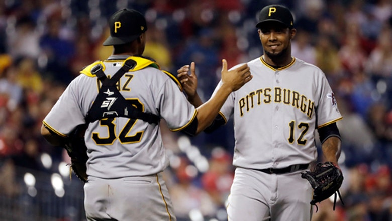 Pirates' Diaz discusses mother's kidnapping ordeal