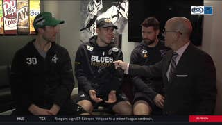 High school teammates Paul Stastny, Chris Butler and Ben Bishop on their long-lasting friendship