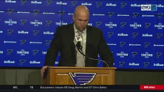 Yeo on Blues: 'Desperation time was a while ago. ... We've got to stop the bleeding'