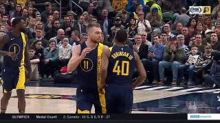 HIGHLIGHTS: GRIII returns in Pacers' win over Hawks