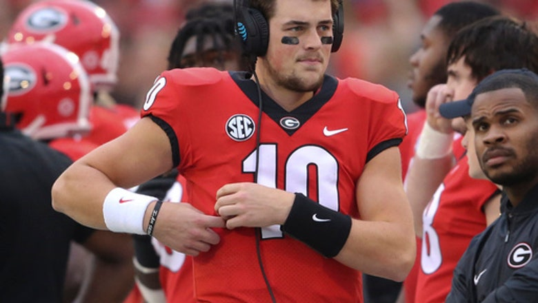 Washington welcomes home Georgia transfer QB Jacob Eason