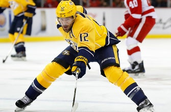 Predators sign Mike Fisher to 1-year deal