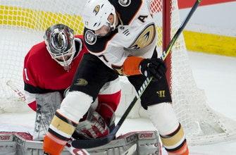 Karlsson scores in OT to end Senators' skid at 6 games (Feb 01, 2018)