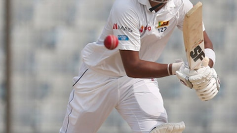 Mominul Haque has centuries in both innings for Bangladesh