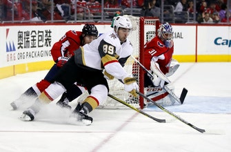 Tuch's late goal lifts Golden Knights over Capitals 4-3 (Feb 04, 2018)
