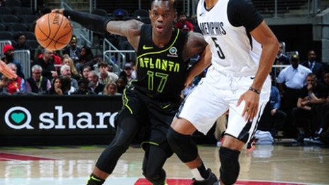 Grizzlies suffer ugly loss to Atlanta