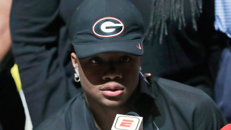 Georgia holds on this time to finish No. 1 in recruiting