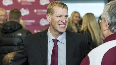 "<p>(STATS) - Montana coach Bobby Hauck got a late start on the 2018 recruiting class, but he and his staff believe they closed well on a group that numbered 26 when it was unveiled Wednesday.</p><p>And, yes, they're keeping it in the Griz family quite well.</p><p>The sons of Hauck - Northern Arizona transfer safety Robby Hauck - and offensive line coach Chad Germer - Nick Germer - are part of the class as are four players from Glacier Wolfpack High in Kalispell, Montana, coached by former Griz Grady Bennett.</p><p>The first 15 members of the class signed during the new early period in December just three weeks after Hauck was hired for his second stint. He went 80-17 from 2003-09.</p><p>""We are very excited about this class, and I think our coaches did a great job putting it together,"" Hauck said. ""We have a lot of Montana kids, a lot of size, and big frame guys. It was a good haul for us, and would lend you to say the future is bright for Grizzly football.""</p><p>The class went heavy on the offensive side of the ball with 16 signees.</p><p>Defensive end Milton Mamula will be arriving from Pennsylvania. His father Mike Mamula was the No. 7 overall pick by the Philadelphia Eagles in the 1995 NFL Draft.</p><p>---=</p><p>Montana 2018 Signing Class</p><p>Eli Alford, DT, 6-1, 280, Park City, Utah (Park City/Air Force Prep)</p><p>Sean Anderson, OL, 6-7, 305, Litchfield Park, Ariz. (Verrado)</p><p>Lorenzo Brown, DE, 6-4, 230, Las Vegas, Nev. (Desert Pines)</p><p>Colten Curry, TE, 6-7, 210, Valier, Mont. (Valier)</p><p>*Adam Eastwood, RB, 6-1, 215, Del Mar, Calif. (Cathedral Catholic/San Diego State)</p><p>Nathaniel Ferguson, P, 6-1, 210, Butte, Mont. (Butte)</p><p>Nash Fouch, S, 6-2, 190, Woodinville, Wash. (Woodinville)</p><p>Tyler Ganoung, OL, 6-5, 320, Hillsboro, Ore. (Sunset)</p><p>Nick Germer, WR, 6-2, 180, Missoula, Mont. (Sentinel)</p><p>Garrett Graves, QB, 6-3, 190, Eureka, Mont. (Lincoln County)</p><p>Cole Grossman, TE, 6-4, 205, Vancouver, Wash. (Skyview)</p><p>Alex Gubner, DT, 6-3, 295, West Hills, Calif. (Chaminade Prep)</p><p>Cody Hartsoch, OL, 6-5, 260, Kalispell, Mont. (Glacier)</p><p>*Robby Hauck, S, 5-10, 170, San Diego, Calif. (Del Norte/Northern Arizona)</p><p>Levi Janacaro, FB, 6-0, 220, Missoula, Mont. (Big Sky)</p><p>David Koppang, S, 6-0, 195, Missoula, Mont. (Loyola Sacred Heart)</p><p>Milton Mamula, DE, 6-3, 220, Newtown Square, Penn. (Episcopal Academy)</p><p>Max Morris, TE, 6-4, 230, Kalispell, Mont. (Glacier)</p><p>Jackson Pepe, S, 6-0, 200, Kalispell, Mont. (Glacier)</p><p>Conor Quick, OL, 6-3, 275, Helena, Mont. (Capital)</p><p>Gavin Robertson, S, 6-2, 215, Auburn, Wash. (Auburn Mountainview/Arizona)</p><p>Cole Sain, OL, 6-4, 290, Bellflower, Calif. (St. John Bosco)</p><p>*Dalton Sneed, QB, 6-1, 200, Scottsdale, Ariz. (UNLV/Fort Scott CC)</p><p>Gabe Sulser, WR, 5-9, 160, Billings, Mont. (Senior)</p><p>Drew Turner, RB, 6-0, 200, Kalispell, Mont. (Glacier)</p><p>Trevor Welnel, OL, 6-4, 240, Helena, Mont. (Capital)</p><p>* - Transfer</p>"