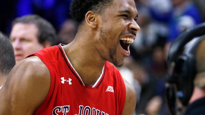 St. John's beats Nova; Purdue's winning streak ends