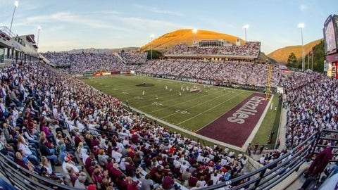<p>(STATS) - The average attendance at FCS games dropped by less than 2 percent this past season, although the number of overall fans rose slightly to over 5.5 million because there were more games than in 2016.</p><p>The NCAA's release of its annual attendance report on Thursday reflected the average FCS crowd size was 8,223, down 134 per game from 8,357 in the 2016 season. The 670 games, based on home and neutral-site attendance plus the FCS championship game, drew 5,509,277 fans (neutral-site games between FBS and FCS teams are included for FBS attendance figures, not the FCS). A year earlier, 5,473,956 fans attended 655 FCS games.</p><p>The 23-game playoffs, included in the statistics, drew 222,424 fans, an increase of over 10 percent from 2016.</p><p>Montana remains the heavyweight in FCS attendance even as it's missed the playoffs in back-to-back years for the first time since 1991-92. The Grizzlies led the subdivision for the third straight season and the sixth time in the last decade while averaging 23,535 over six home games at Washington-Grizzly Stadium. However, that was a 7.3 percent drop from the school's 2016 average of 25,377.</p><p>James Madison was the FCS leader in regular-season attendance average (24,841) at Bridgeforth Stadium, but three playoff games dropped the Dukes to No. 2 overall at 21,724.</p><p>Rounding out the top 10 in average attendance were Florida A&M (19,048, four games), Yale (18,940, five), Montana State (18,617, six), Jacksonville State (18,388, sixth), national champion North Dakota State (18,333, nine), Prairie View A&M (17,803, five), Delaware (16,648, six) and North Carolina A&T (15,697, five).</p><p>Half of the schools in the attendance top 20 were HBCUs - historically black colleges and universities. That helped the Southwestern Athletic Conference to average an FCS-high 13,694 fans per game, with the Mid-Eastern Athletic Conference ranking fifth out of 13 conferences at 9,450.</p><p>The Missouri Valley Football Conference