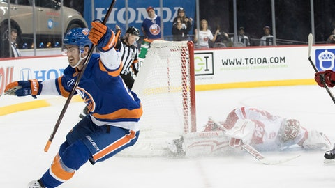 Game Preview and HTW: New York Islanders vs. Detroit Red Wings