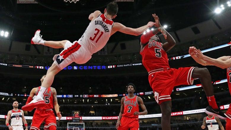 Tomas Satoransky scores 25, Wizards beat Bulls 101-90