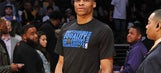 Westbrook, Anthony out for Thunder vs. Grizzlies