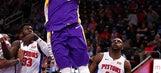 Anthony Davis-led Pelicans beat Pistons 118-103