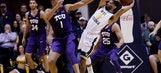 Strong bench scoring helps No. 20 WVU beat TCU 82-66