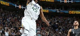 Jazz rally in 4th quarter, edge Spurs for 10th straight win