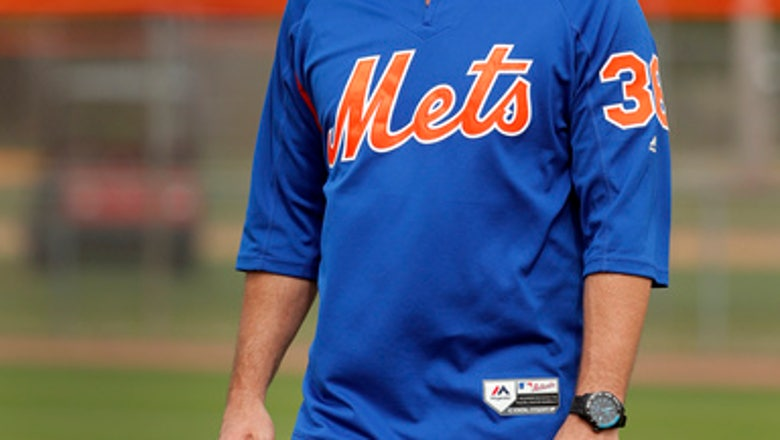 Mets hope to finally have dream rotation fully healthy