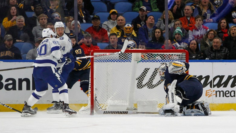 O'Reilly has goal, assist in Sabres 5-3 win over Lightning