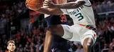 New No. 1 Virginia beats Miami 59-50