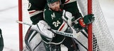 Dubnyk saves 32 as Wild hold on 3-2 against Rangers