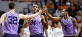 Brown with 25, Kansas State overwhelms Oklahoma State 82-72