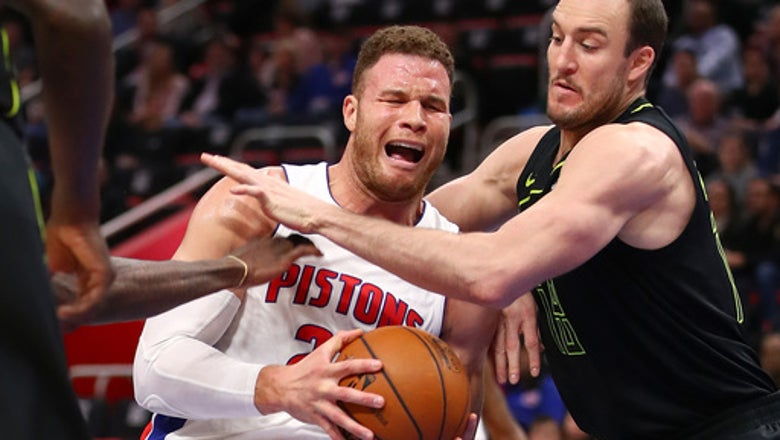 Smith, Griffin help Pistons beat Hawks to end 3-game skid