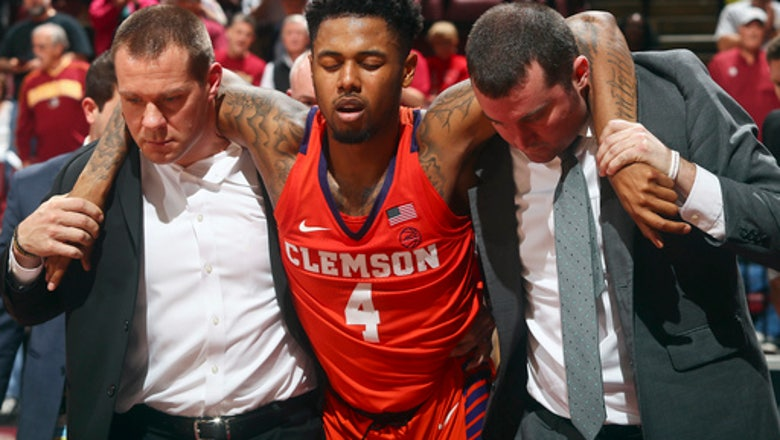 No. 11 Clemson likely without guard Mitchell for No. 12 Duke