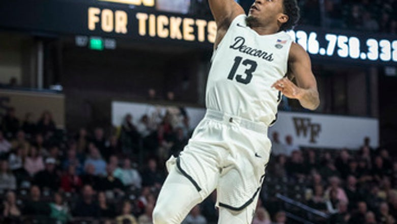 Wake Forest snaps 3-game skid, beats Georgia Tech 79-62