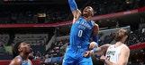 George, Westbrook's triple-double lead OKC past Grizzlies