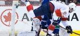Bjugstad helps Panthers beat Canucks 4-3