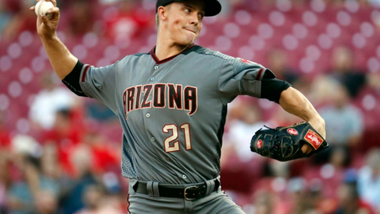 Greinke will get help from humidor in 3rd Arizona season