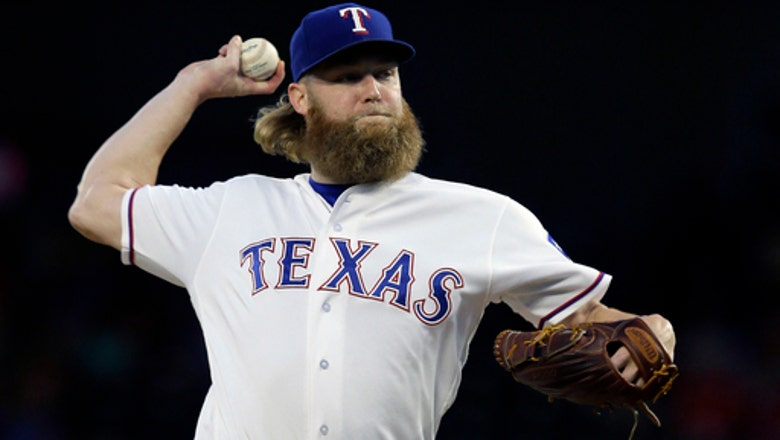 AP source: Cashner, Orioles agree to $16M, 2-year contract