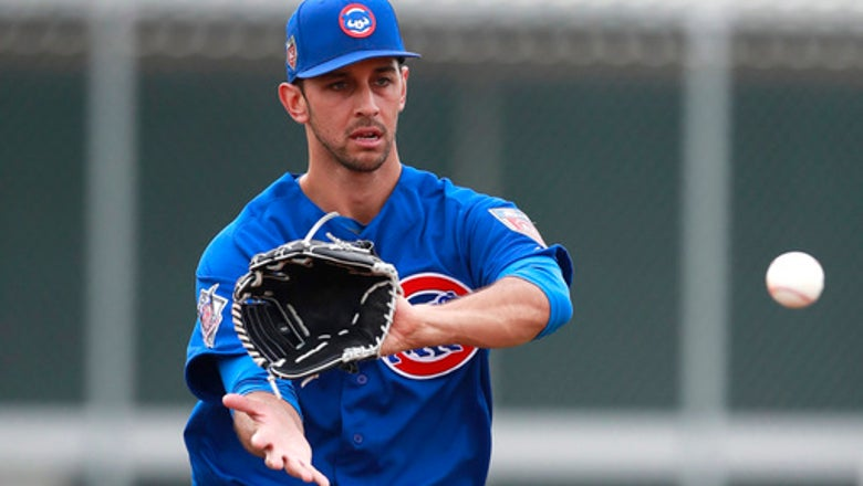 Cubs newcomer Morrow set to close in revamped bullpen