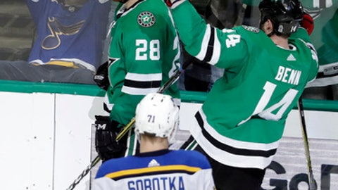 Stars Battle Past Blues 2-1