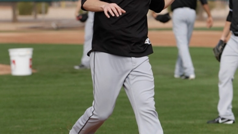 White Sox banking on youth, confidence on the mound