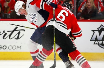 Capitals acquire D Michal Kempny in trade with Blackhawks