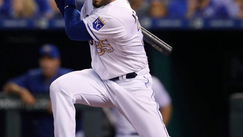 Hosmer's departure leaves big void at first base for Royals