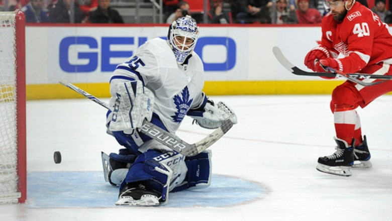Auston Matthews gives Maple Leafs 3-2 win over Red Wings