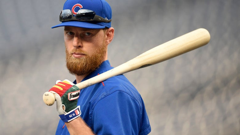 Cubs' Zobrist hoping to bounce back after down season