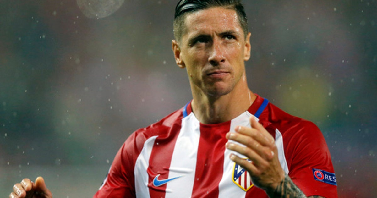 Torres could be on his way out at Atletico Madrid