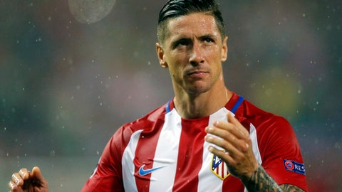 Atletico Madrid 'want to offload Fernando Torres'