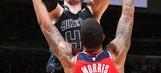 Kaminsky helps Hornets beat Wizards 122-105