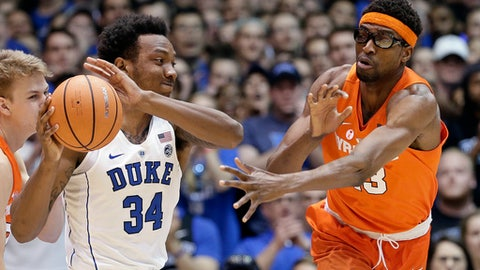 Duke Blue Devils Host Syracuse Orange