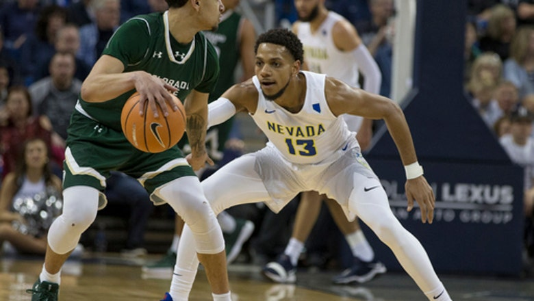 No. 20 Nevada gets past Colorado State, earns league title