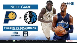 Indiana Pacers at Dallas Mavericks preview | Mavs Live