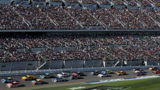 Steve O'Donnell says NASCAR should get an 'A' for 2017. Here's why