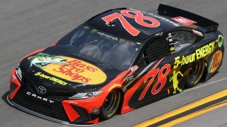 Martin Truex Jr. officially starts his title defense with the Daytona 500
