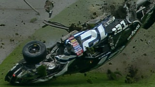 Drivers remember their first big wrecks as they get ready for Daytona
